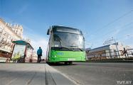В работу общественного транспорта Минска 31 декабря - 2 января внесены изменения
