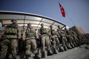 Турецкий парламент на год продлил мандат на размещение военных в Сирии и Ираке