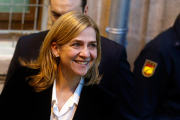 Сестра короля Испании предстала перед судом