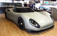 В Женеве показали самый быстрый автомобиль в мире