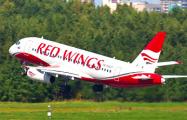 Авиакомпания Red Wings получила допуск на полеты в Гомель и Витебск