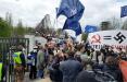 В Чехии протестами встретили байкеров из российского клуба «Ночные волки»