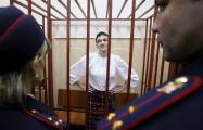 Надежду Савченко перевели из больницы в СИЗО