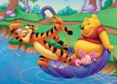 Disney снимет фильм о Винни Пухе