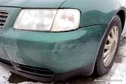 Водитель: Случилось ДТП, составили европротокол, страховая выплата - 8 рублей 3 копейки