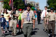 В США геям разрешили становиться вожатыми бойскаутов