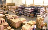 Склады в белорусской промышленности трещат по швам