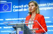 Федерика Могерини: ЕС будет отстаивать свободу печати на всех уровнях