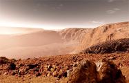 Похожие на пасту камни на Марсе могут быть признаком жизни