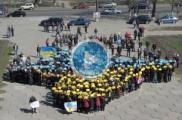 Крымские школьники заглушили российский гимн украинским