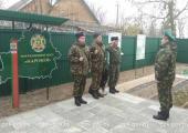 Новое пограничное подразделение приступило к охране белорусско-украинской границы