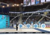 В Минске стартовал традиционный Рождественский турнир по хоккею