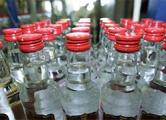 Налоговики изъяли в минском магазине 470 бутылок алкоголя