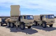 США подарили Украине два контрбатарейных радара