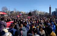 Приглашайте лидеров оппозиции на акции протеста