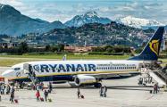 Самолет Ryanair экстренно приземлился во Франкфурте