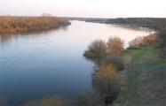 Уровень воды на реках Беларуси упал до критического уровня