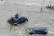 В Японии из-за сильных дождей эвакуированы более 100 тысяч человек