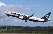 Самолет, который захватывали белорусские власти, приземлился в Вильнюсе
