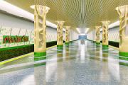 Станцию метро «Малиновка» откроют на следующей неделе