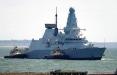 Операция «Дефендера»: как британский эсминец прошел вдоль берега Крыма