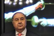 Forbes назвал Алишера Усманова бизнесменом года