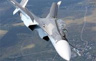 В Крыму два летчика катапультировались из стоящего на земле истребителя Су-30СМ