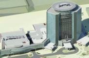 Начинается строительство нового корпуса гостиницы «Виктория» польским подрядчиком