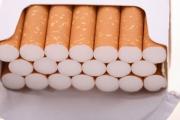 Контрабандисты в Браславском районе намеревались переправить сигареты по замерзшей реке