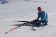 Максим Романовский завоевал серебро в индивидуальной гонке на юниорском чемпионате мира по биатлону в Контиолахти