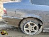 Водитель внедорожника удирал от ГАИ с простреленными колесами (Фото)