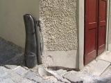 В Чехии американские солдаты сломали историческую скульптуру