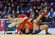 Хозяева завоевали 15 медалей на открытом чемпионате Беларуси по самбо на призы Президента