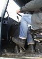 Грузовик МАЗ насмерть сбил пешехода в Витебской области