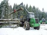 Для лесной отрасли Беларуси предполагается закупить 26 единиц импортной лесозаготовительной техники