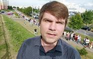 Вышел на свободу задержанный в Минске координатор «Открытой России»