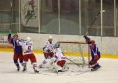 Определились две пары первой стадии плей-офф открытого чемпионата Беларуси по хоккею
