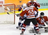 16-я победа хоккеистов «Немана» в чемпионате Беларуси