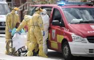 В Испании коронавирусом заразились более 19 тысяч медиков