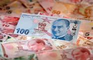Турецкая лира рухнула после анонса новых санкций США