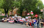 Видеофакт: Манчестер поддержал белорусов