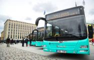 Эстония ввела бесплатный проезд на автобусах