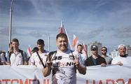 Участники Марша в Минске: Статкевич и Северинец – герои