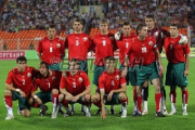Сборная Беларуси сыграла вничью с футболистами Молдовы