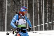 Белорусская команда заняла 6-е место в смешанной эстафете на чемпионате мира по биатлону в Рупольдинге