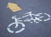 На тротуарах Минска нарисуют велодорожки