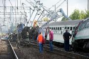 Белорусских граждан в железнодорожной катастрофе в Польше нет