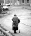 В Бресте пенсионеры возмутились задержкой пенсии (Видео)