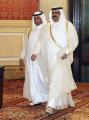 Виктор Лукашенко встретился с эмиром Катара