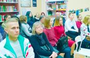 В Гомеле с аншлагом стартовали курсы украинского языка